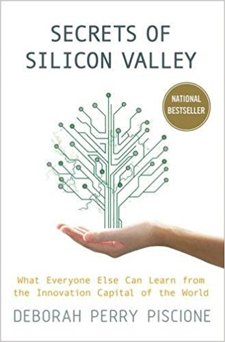 Book cover for Secrets of Silicon Valley
